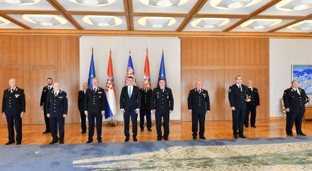 Predsjednik Milanović zahvalio vatrogascima na svemu što čine za građane