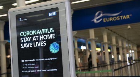 Velika Britanija postala druga najteže stradala zemlja od covida-19