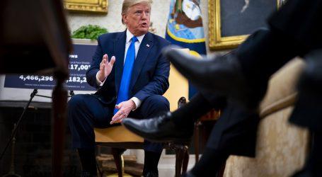 Američko ministarstvo pravosuđa odustaje od optužbi protiv bivšeg Trumpovog savjetnika