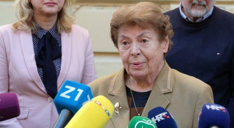 """STAVLJENIĆ-RUKAVINA: """"Prgometov poziv nelogičan i suprotan prijašnjim dogovorima"""""""