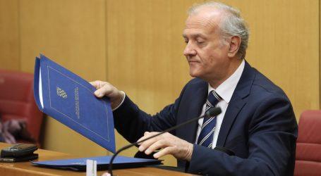 Postupak izbora glavne državne odvjetnice oporba nazvala cirkusom