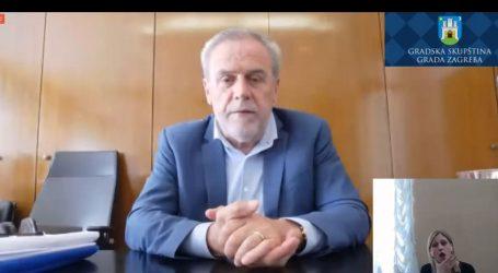 """BANDIĆ OPORBI: """"Dezinficirat ćemo ulice kad završite s performansom"""""""