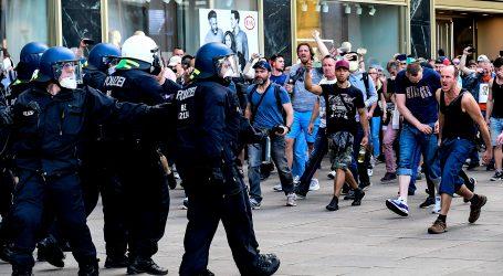 Građani Njemačke prosvjedovali protiv zabrane kretanja