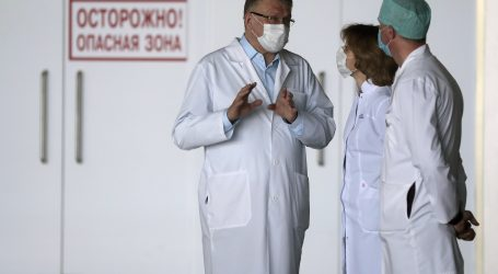 Rusija s 230.000 zaraženih druga najpogođenija zemlja