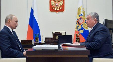 Rosnjeft želi otkupiti dionice Ine od MOL-a