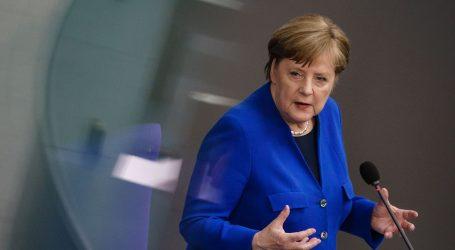 Merkel opravdavala ograničenja temeljnih prava tijekom pandemije