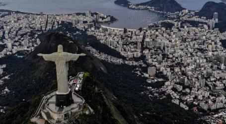 Brazil je u srijedu zabilježio rekordnih 11.385 novozaraženih koronavirusom