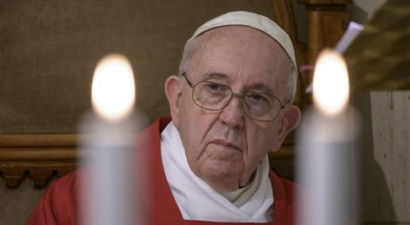 Papa: U pandemiji paziti na ranjive, nikoga ne ostaviti samog
