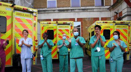 U Britaniji skoro 43 tisuće ljudi umrle od koronavirusa