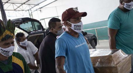 Brazil bilježi dnevni rekord novih slučaja zaraze, Bolsonaro za otvaranje ekonomije