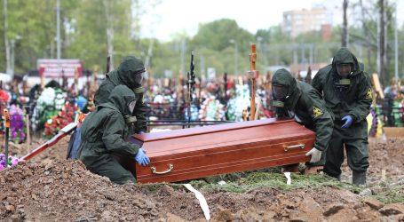 Broj zaraženih u Rusiji prešao 300.000, WHO ocjenjuje da se situacija stabilizira