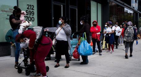 Novozaraženi u New Yorku uglavnom su ljudi koji napuštaju domove radi kupovine