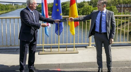 Njemačka otvorila granicu s Luksemburgom, ublažava režim na drugima