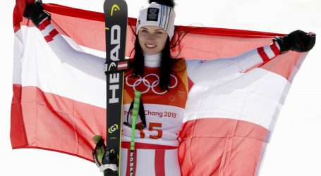Anna Veith završila skijašku karijeru
