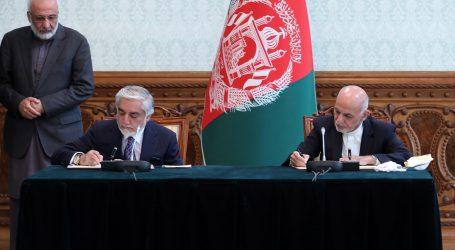 Washington pozdravio sporazum o podjeli vlasti u Afganistanu