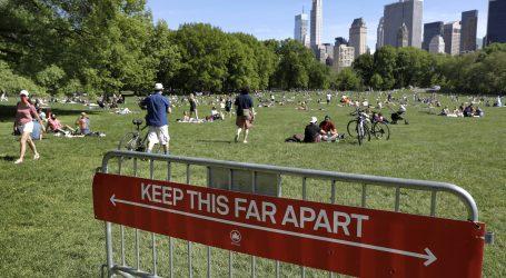 Guverner New Yorka nakon tužbe dopustio okupljanja do 10 osoba