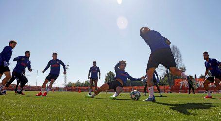 Španjolski klubovi počeli s grupnim treninzima