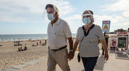 Vlasti zabrinute nakon što su ljudi pohrlili na europske plaže
