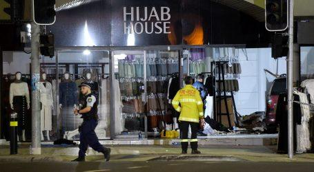 Auto se zabio u prodavaonicu hidžaba u Sydneyju, nema naznaka terorizma