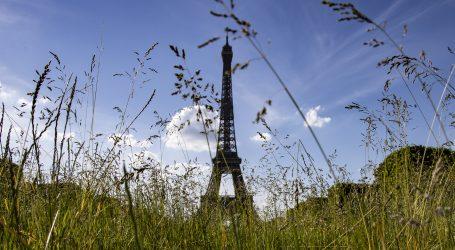 Parkovi u Parizu otvoreni nakon dva mjeseca