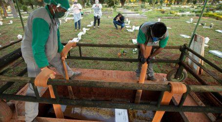 WHO 'Južna Amerika je novi epicentar pandemije'