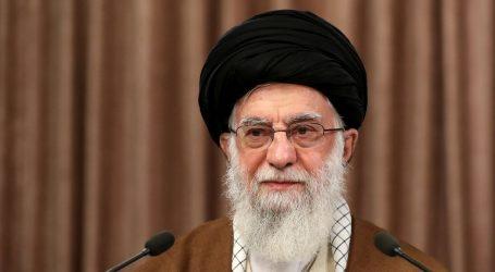 """Ajatolah Hamenei: """"Izrael je """"zloćudni tumor"""" Bliskog istoka"""""""