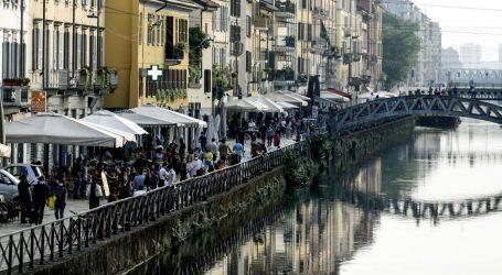 Dug put do normalnog za talijanskog 'prvog pacijenta'