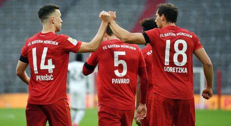 Bayern pobijedio Eintracht 5 – 2