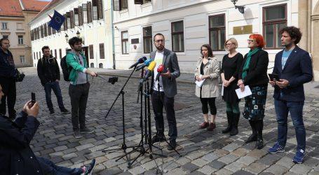 Aktivisti i stranke: Pasivizam oko obnove Zagreba