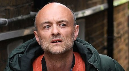 Britanska vlada brani Cummingsa, bura u medijima i dalje traje