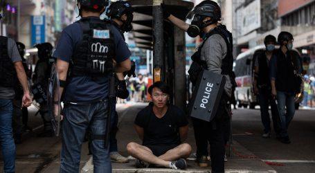 Šefovi sigurnosti i policije Hong Konga upozorili na rastući terorizam u gradu