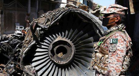 Nesreća pakistanskog zrakoplova A320: Pronađena druga crna kutija