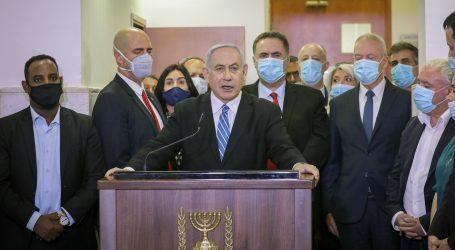 """Netanyahu suđenje za korupciju nazvao """"pokušajem puča"""""""