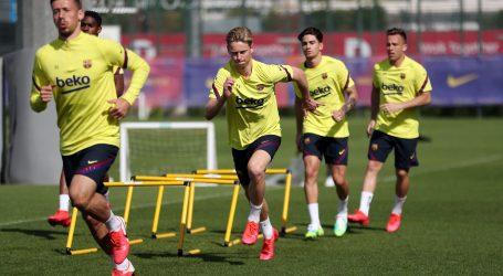 Španjolski klubovi od ponedjeljka mogu normalno trenirati