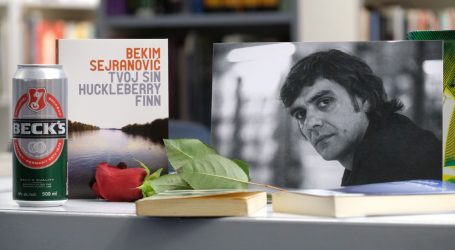 Prijatelji i kolege oprostili se od pisca Bekima Sejranovića