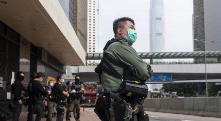 Hong Kong: prosvjedi zbog zakona o himni, intervenirala policija