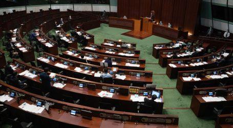 Kineski parlament usvojio spornu odredbu o Hong Kongu