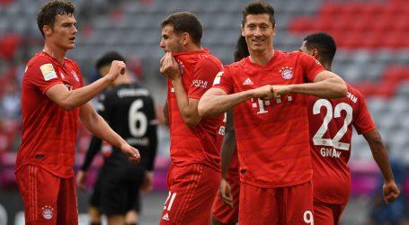 Bayern korak bliže rekordnom 30. naslovu prvaka