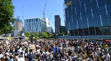 U Berlinu i Londonu stotine na prosvjedima zbog smrti Georgea Floyda