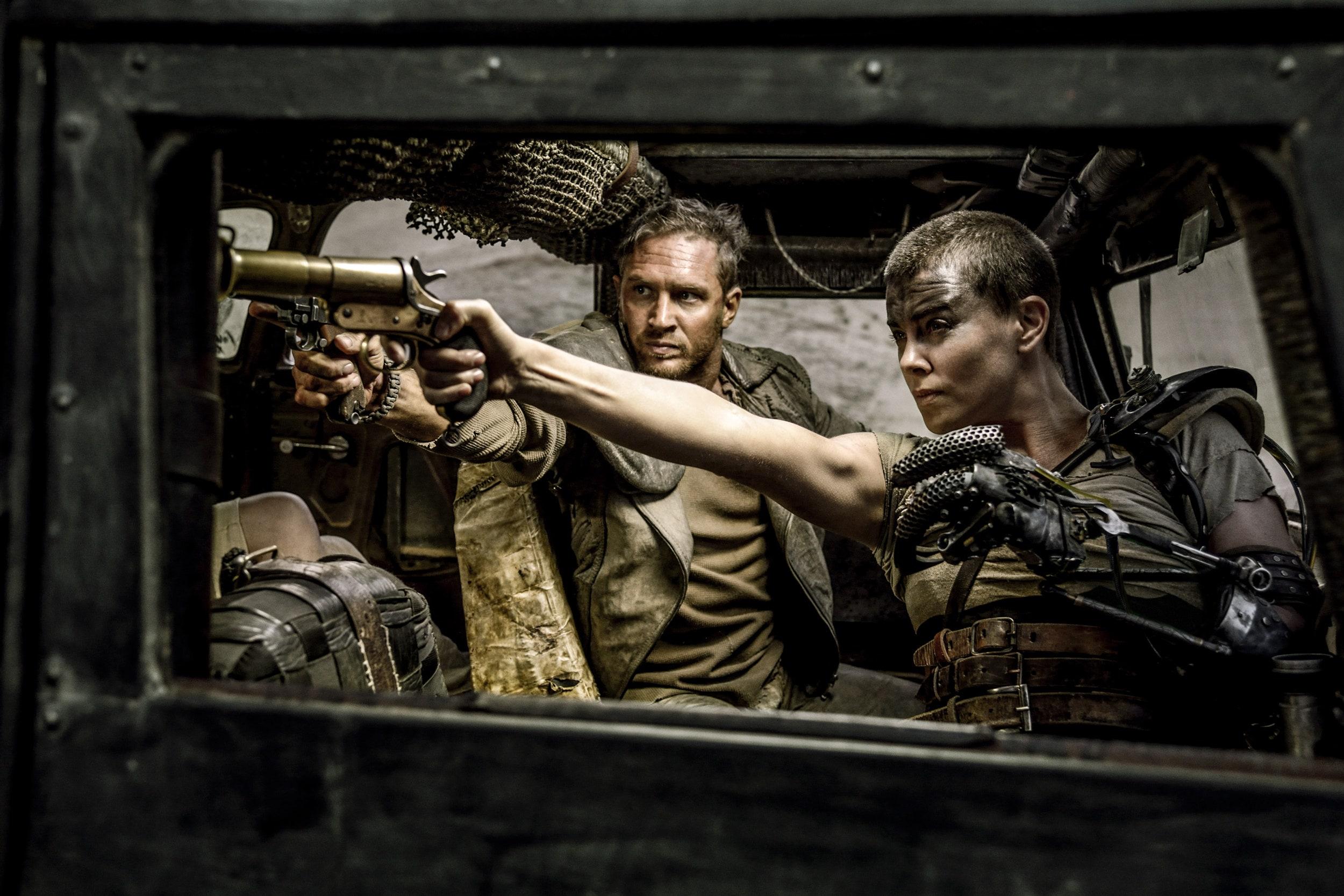"""FILM PRIPREMAN 15 GODINA, OSVOJIO 6 OSKARA! Charlize Theron i Tom Hardy o sukobima na snimanju """"Pobješnjelog Maxa"""""""