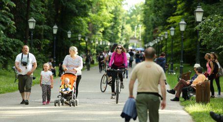 Gradskim vlastima Toronta se ne sviđaju masovna okupljanja u parkovima