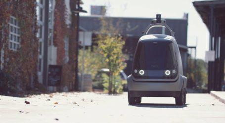 Nuro će angažirati autonomna vozila za dostavu u Houstonu