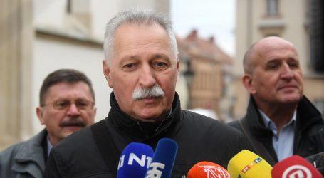 Mihalinec rekao da će sindikati odbiti bilo kakvu pomisao o suspenziji nadoknada plaće; javio se i ministar