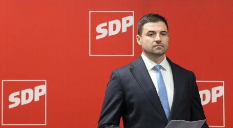 Bernardićevi gafovi i degradacija kritičara doveli do novih podjela u SDP-u