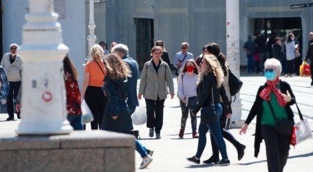 Većina županija bez novooboljelih, U Splitsko-Dalmatinskoj preminula još jedna osoba