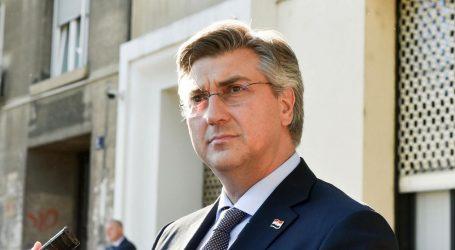 """PLENKOVIĆ: """"Održavanje Zagrebačkog samita je samo po sebi snažna poruka"""""""