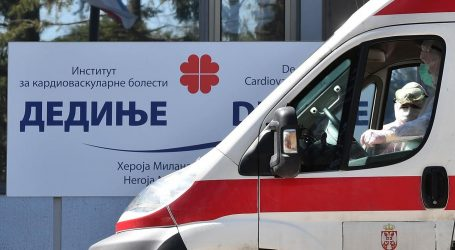SRBIJA: Novih 79 slučajeva, umrle još dvije osobe