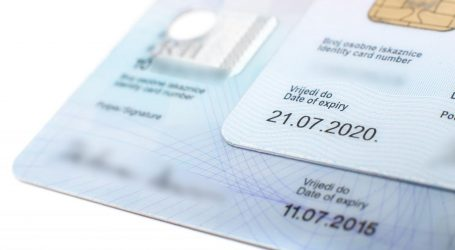 Mijenja se osobna iskaznica, imat će poseban čip s biometrijskim identifikatorima