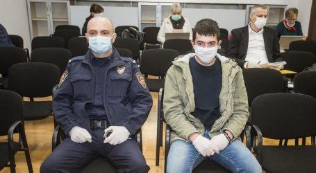 Mladić koji je usmrtio osječkog glumca Aleksandra Bogdanovića nepravomoćno osuđen na sedam i pol godina zatvora