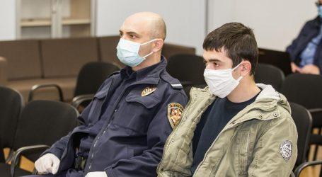 Mladić koji je usmrtio osječkog glumca Aleksandra Bogdanovića priznao krivnju, molio za oprost